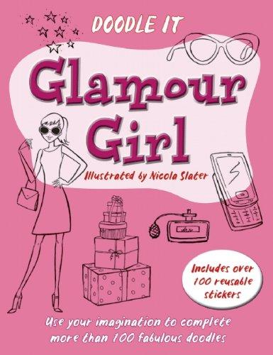 Doodle It: Glamour Girl: Slater, Nicola