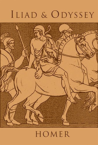 9781607102120: The Iliad & The Odyssey