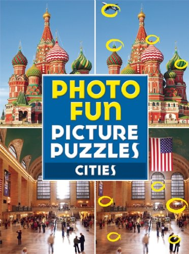 Photo Fun Picture Puzzles: Cities: Dominic Couzens
