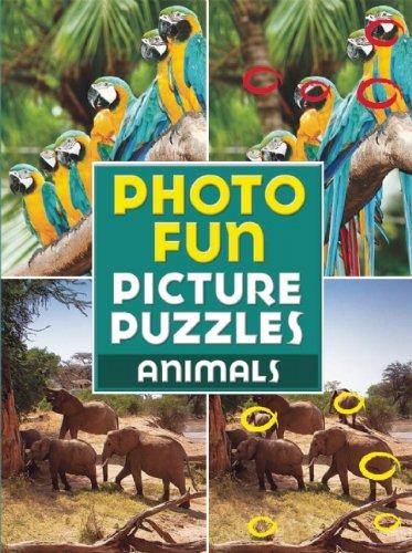 9781607102250: Photo Fun Picture Puzzles: Animals