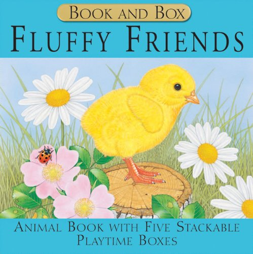 9781607102601: Fluffy Friends (Book and Stacking Boxes)