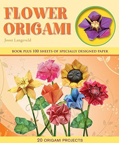 9781607102809: Flower Origami (Origami Books)