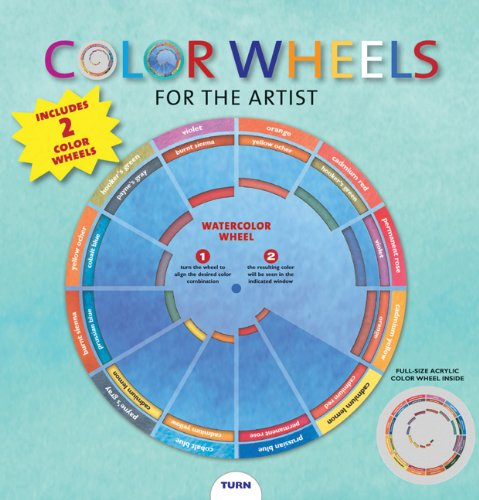 Color Wheels for the Artist: Dominic Couzens