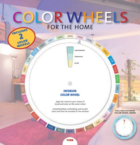 Color Wheels for the Home: Couzens, Dominic