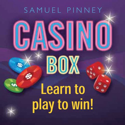 9781607103073: Casino Box: Learn to play to win! (Book in a Box)