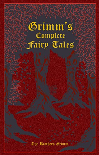 9781607103134: Grimm's Complete Fairy Tales (Leather-bound Classics)