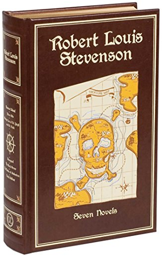 9781607103158: Robert Louis Stevenson: Seven Novels (Leather-bound Classics)