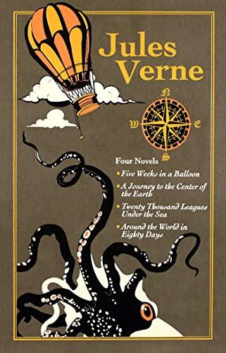 Jules Verne: Four Novels: Jules Verne