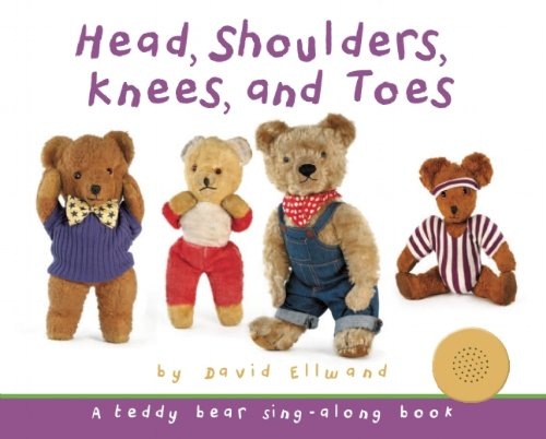 9781607103219: Head, Shoulders, Knees, and Toes (Teddy Bear Sing-Along)