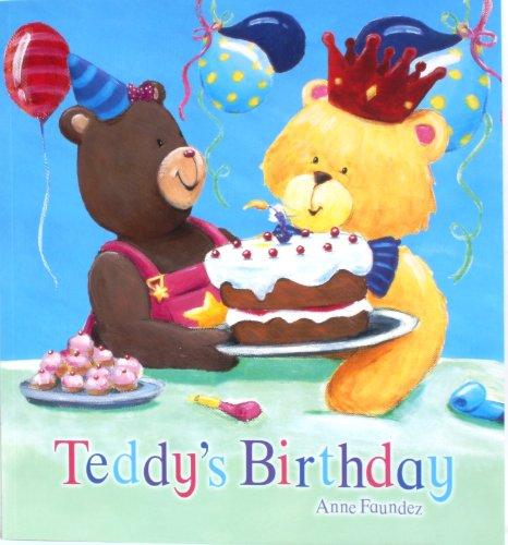 9781607103509: Teddy's Birthday (QEB Storytime)