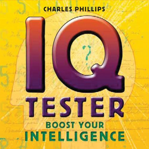 9781607103844: IQ Tester Box: Boost Your Intelligence (Book in a Box)