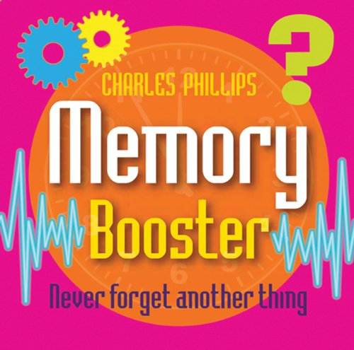 9781607103851: Memory Booster Box: Never Forget Another Thing (Book in a Box)