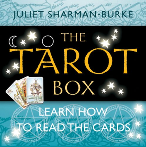 9781607103875: The Tarot Box: Learn How to Read the Cards (Book in a Box)