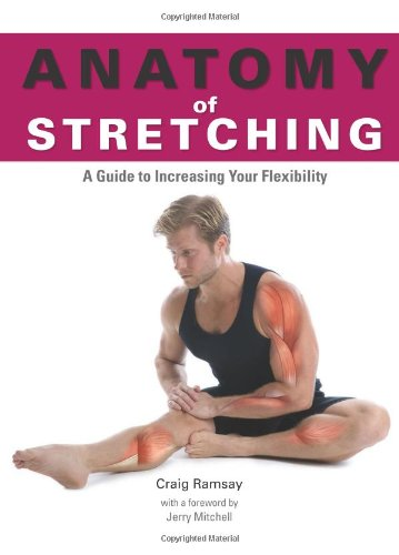 9781607103981: Anatomy of Stretching (Anatomies of)