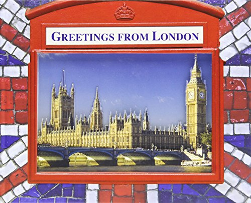 9781607104100: Greetings from London (Greetings From... (Thunder Bay Press))