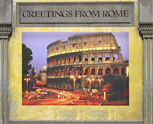 9781607104117: Greetings from Rome