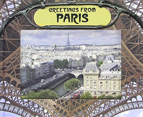 Greetings from Paris: Dominic Couzens; Kati