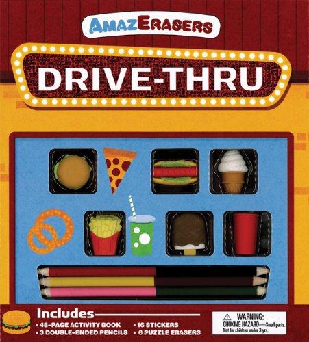 9781607104322: AmazErasers: Drive-Thru