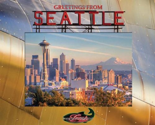 9781607104513: Greetings from Seattle (Greetings From... (Thunder Bay Press))