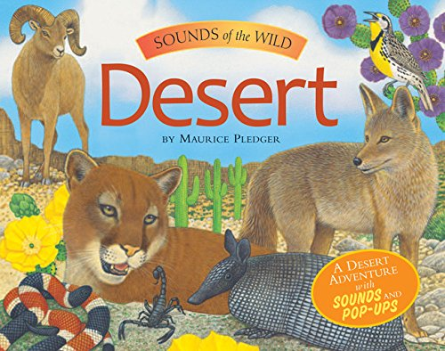 Sounds of the Wild: Desert (Pledger Sounds): Pledger, Maurice