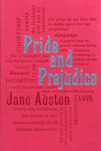 9781607105541: Pride and Prejudice (Word Cloud Classics)