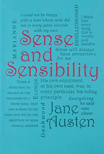 9781607105558: Sense And Sensibility (Word Cloud Classics)