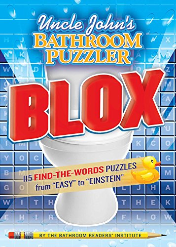 9781607105633: Uncle John's Bathroom Puzzler BLOX (Puzzlers)