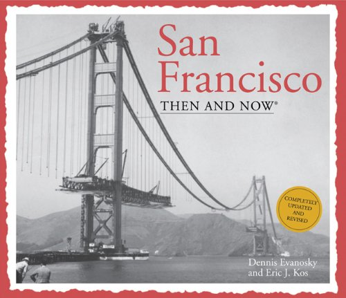 9781607105817: San Francisco Then and Now (Then & Now Thunder Bay)