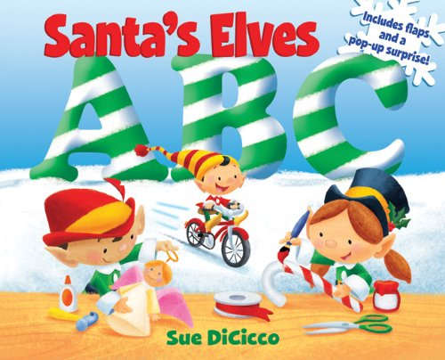 9781607105985: Santa's Elves ABC