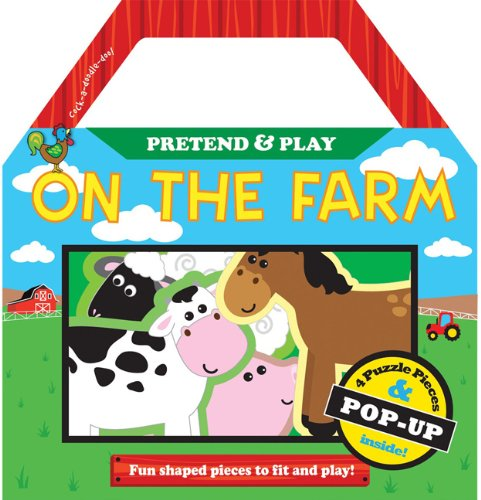 9781607106357: Pretend and Play: On the Farm