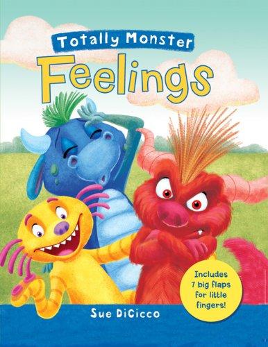 9781607106449: Totally Monster: Feelings (Totally Monsters)