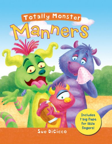 9781607106456: Totally Monster: Manners (Totally Monsters)