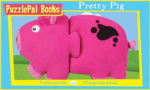 9781607106982: PuzzlePal Books: Pretty Pig