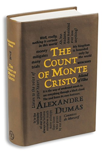 9781607107316: The Count of Monte Cristo (Word Cloud Classics)