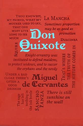 9781607107330: Don Quixote (Word Cloud Classics)