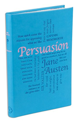9781607107354: Persuasion (Word Cloud Classics)
