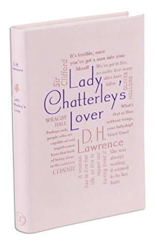 9781607107361: Lady Chatterley's Lover (Word Cloud Classics)