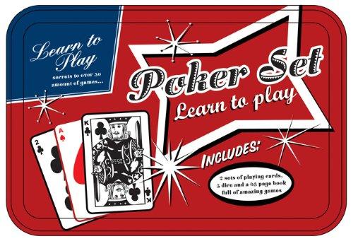 9781607107415: Poker Set (Retro Tins)