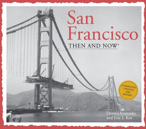 9781607107484: San Francisco Then and Now (Compact) (Then & Now Thunder Bay)