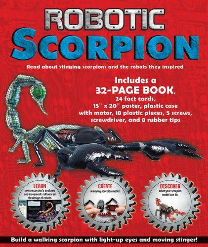 9781607107743: Robotic Scorpion
