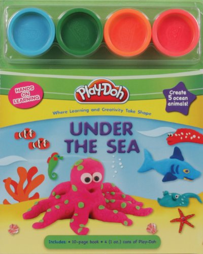 9781607108122: PLAY-DOH Hands on Learning: Under the Sea