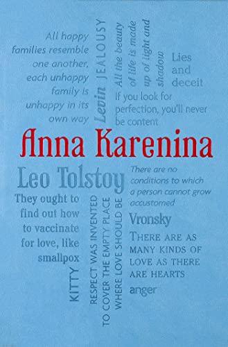 9781607108153: Anna Karenina (Word Cloud Classics)