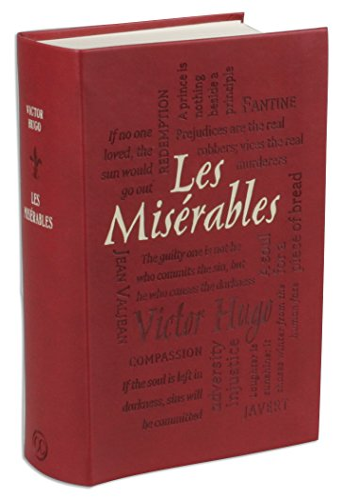 9781607108160: Les Miserables (Word Cloud Classics)