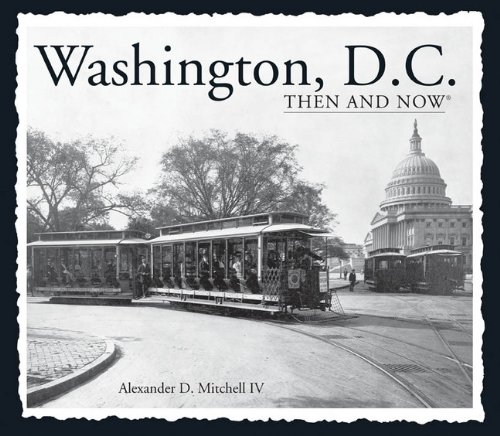 9781607109006: Washington, D.C. Then and Now (Compact) (Then & Now Thunder Bay)