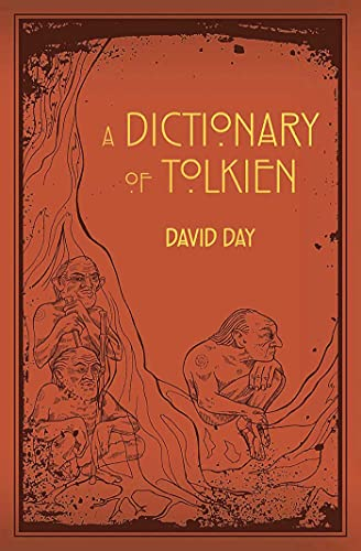 9781607109068: A Dictionary of Tolkien
