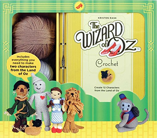 9781607109372: WIZARD OF OZ CROCHET