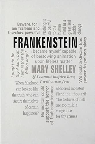 9781607109457: Frankenstein (Word Cloud Classics)