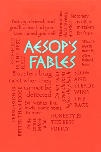 Aesop's Fables (Word Cloud Classics): Aesop