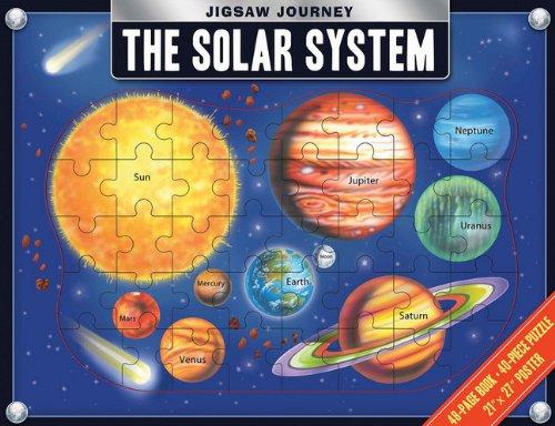 9781607109495: Jigsaw Journey: The Solar System