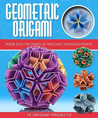 9781607109761: Geometric Origami (Origami Books)